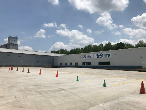 the restore renewal expansion project is complete!