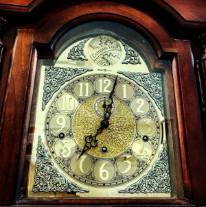 Find housewares like this clock at our store.